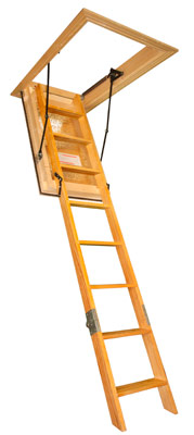The Original Stira loft ladder