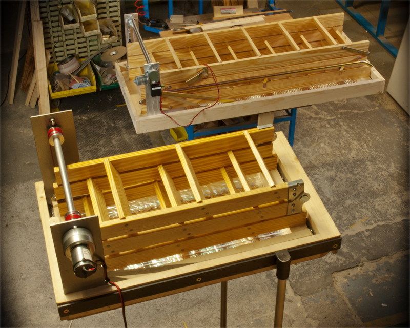 Little And Big Stira Loft Ladders