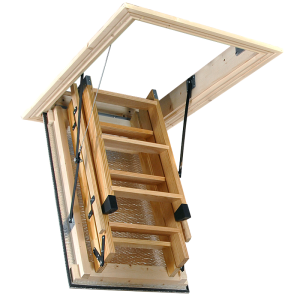 Convert your attic or loft - Folding stairs to loft plans ...
