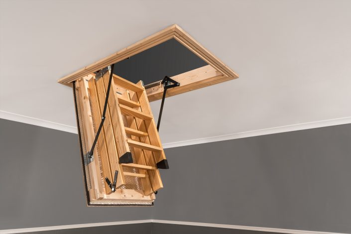 Stira loft ladder